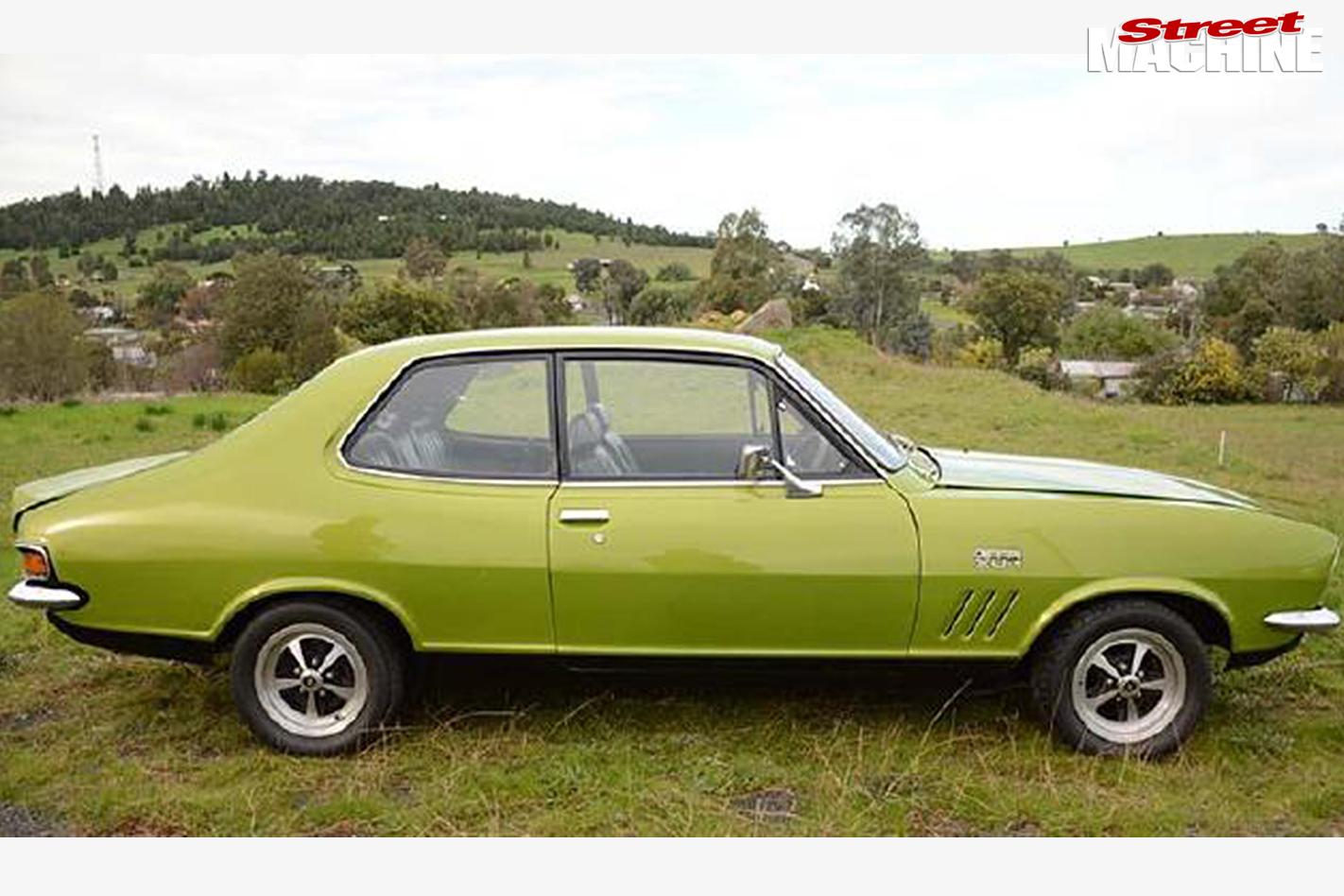 Holden -torana -xu 1-2