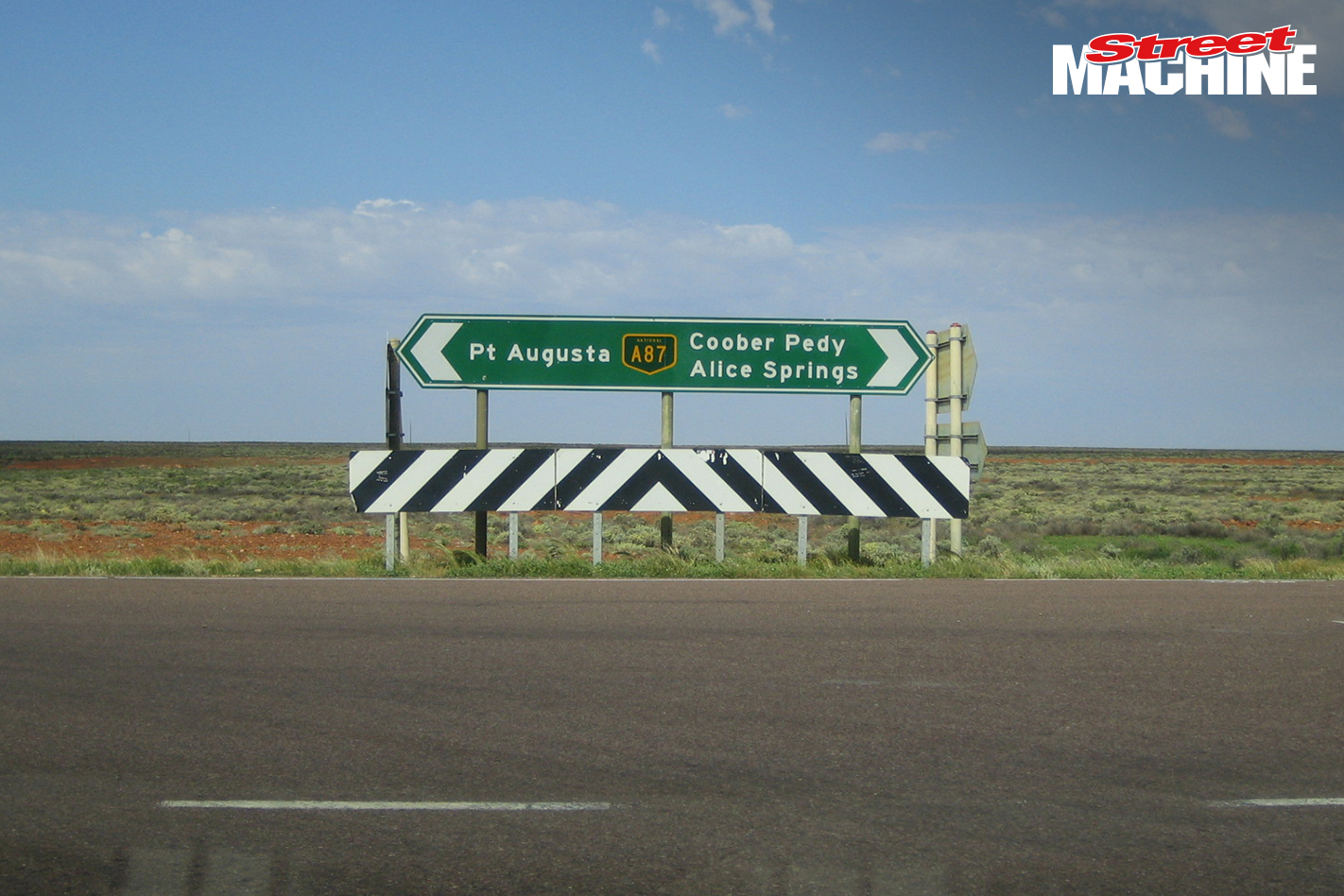 Stuart Highway Speed Limit 2