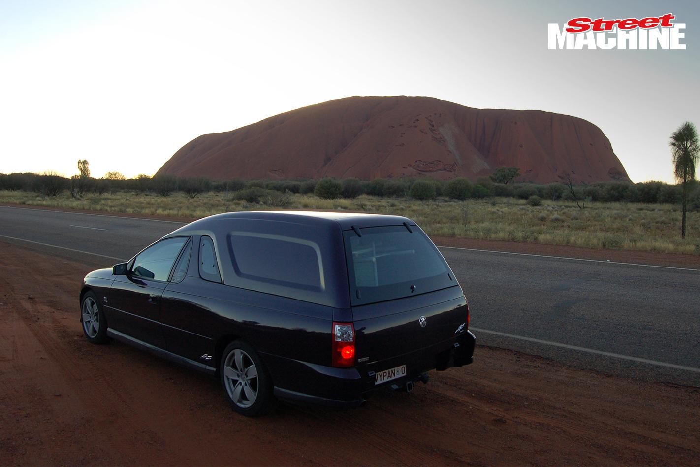 AUSTRALIA'S UNRESTRICTED-SPEED 'AUTOBAHN' IS KAPUT, AGAIN