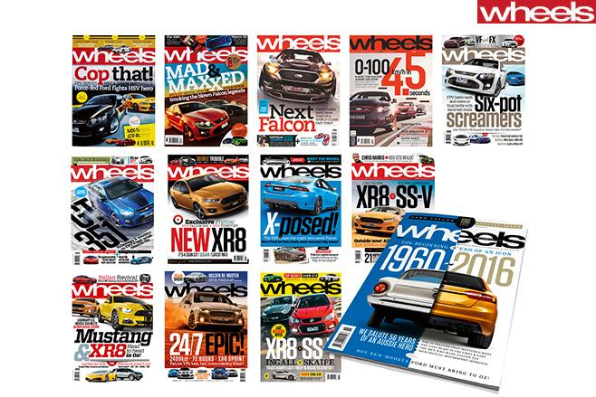 Wheels -magazine -covers -2000-2016