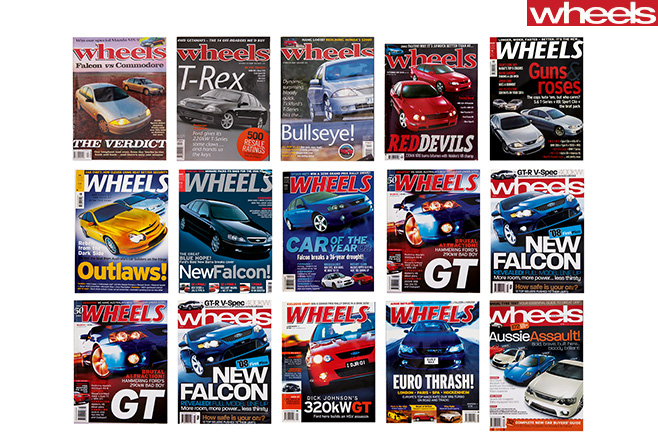 Wheels -magazine -covers -1990-2000s