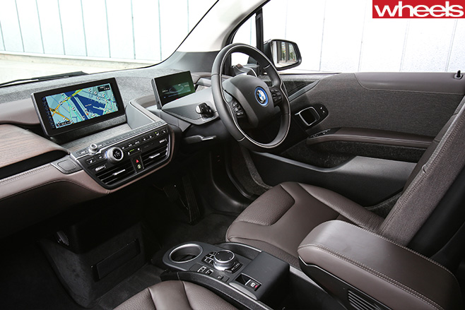 BMW-i 3-94ah -interior