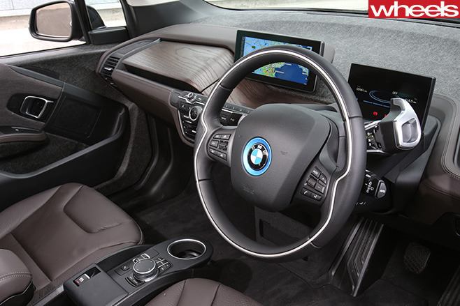 BMW-i 3-94ah -steering -wheel