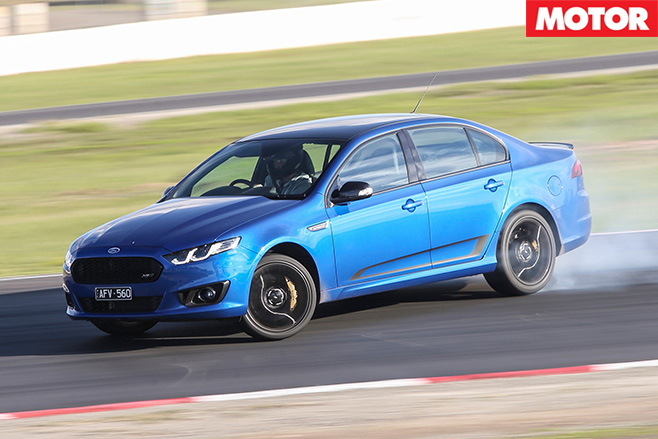 Ford Falcon XR6 Sprint Vs Ford Falcon XR8 Sprint (99)