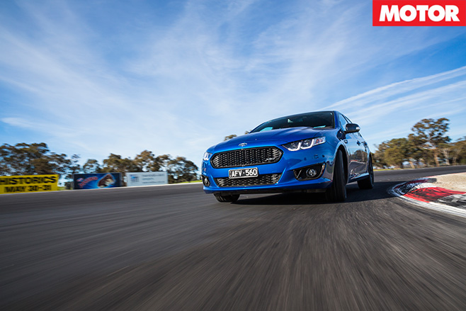 Ford Falcon XR6 Sprint Vs Ford Falcon XR8 Sprint