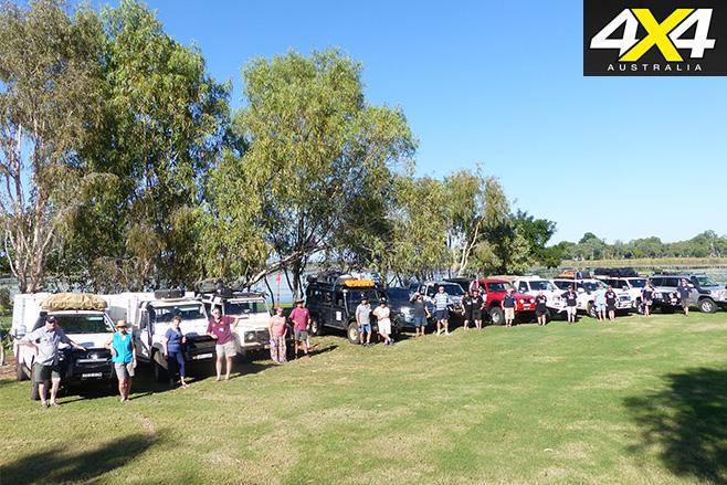 Drive for life kimberley group