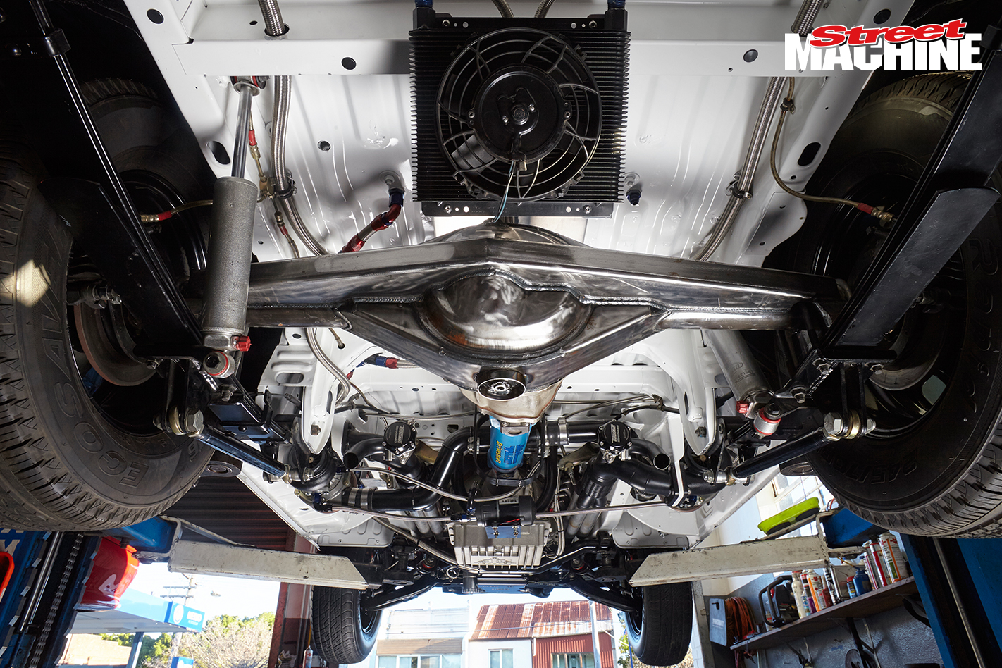 Mitsubishi Van Turbo LS 3