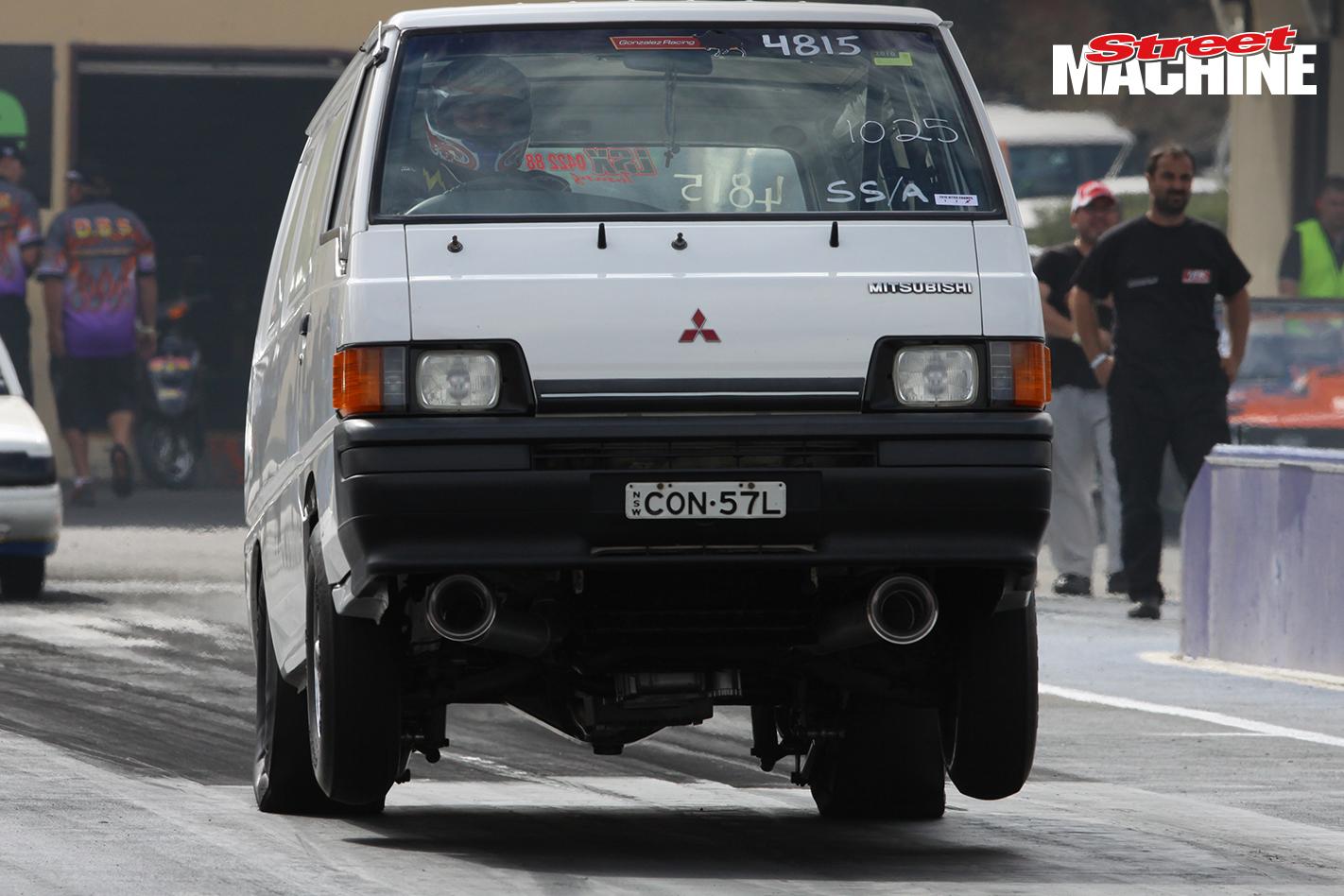 Mitsubishi Van Turbo LS 5