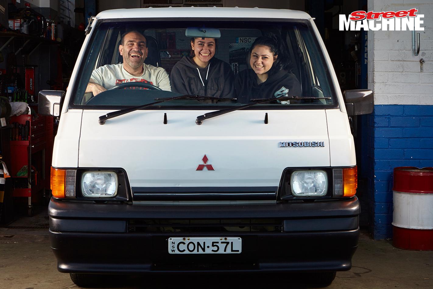 Mitsubishi Van Turbo LS 7