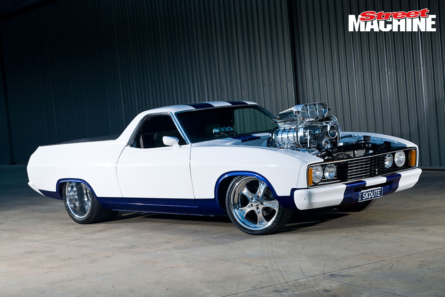 Ford XC Falcon Cobra Ute 4