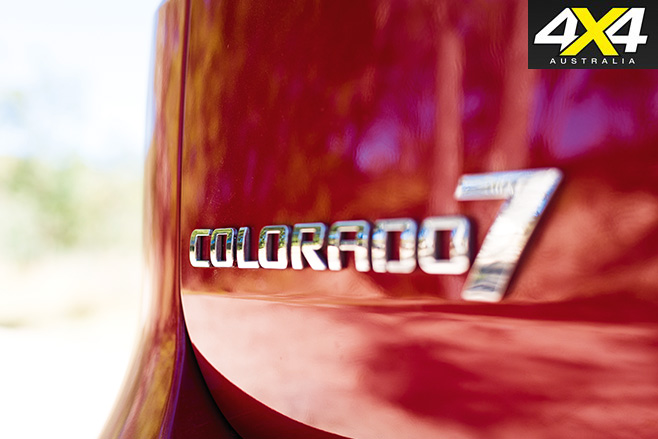 Colorado 7 badge