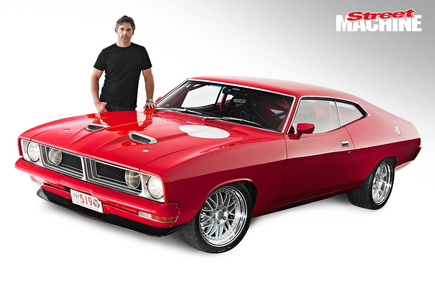 Eric Bana Ford XB Coupe Love The Beast