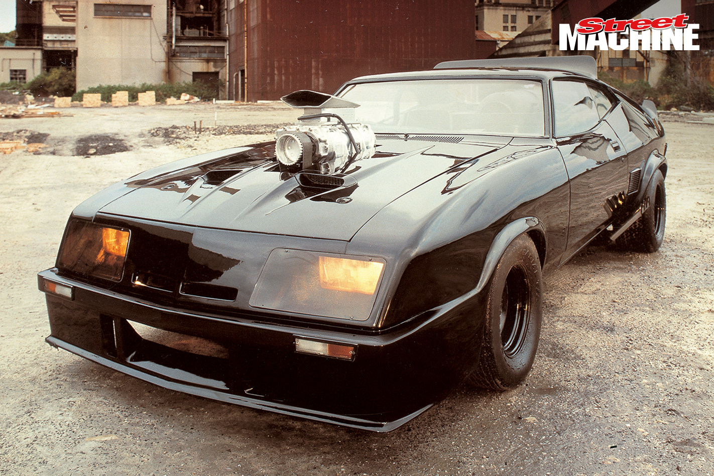 Mad Max Interceptor 3