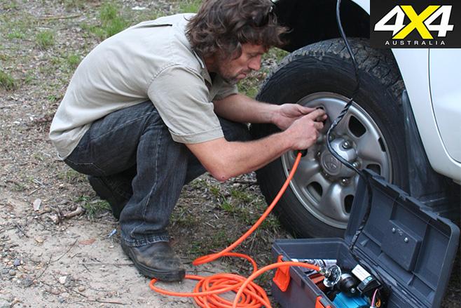 Tyre -compressor