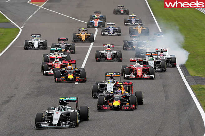 Japanese -F1-Grand -Prix -race