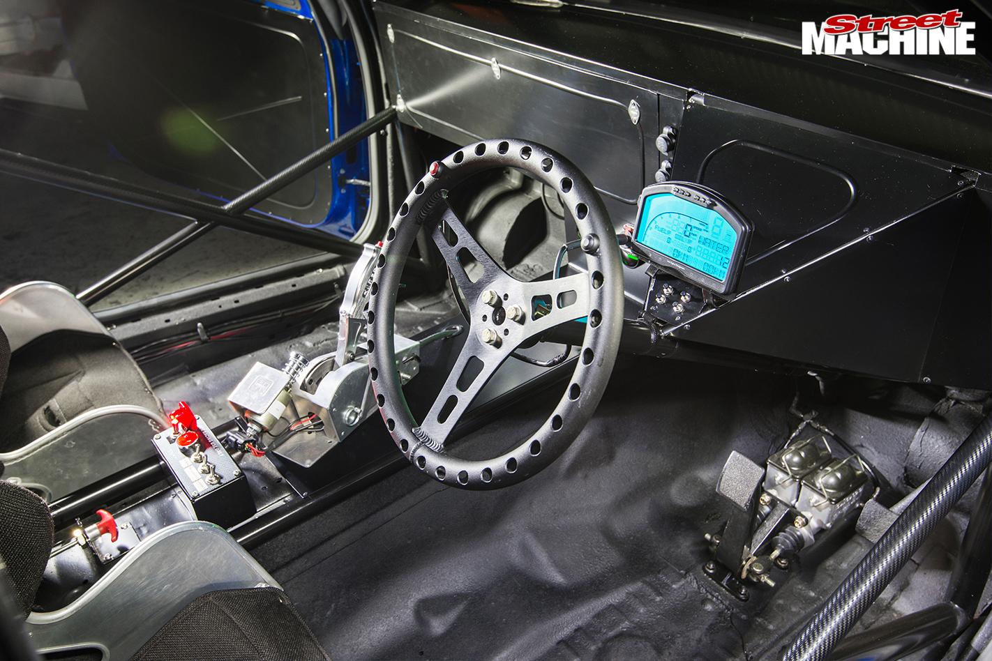 Hsv -ute -engine -interior -front -dash