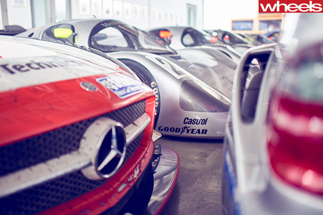 Mercedes -Benz -Classic -Centre -Holly -Halls -sports -vehicles