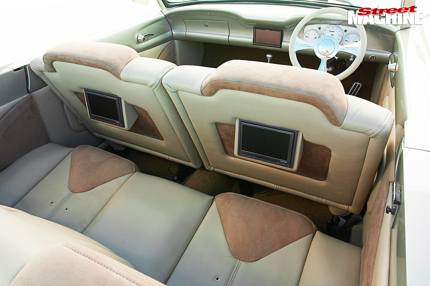 Ford -xm -convertible -interior