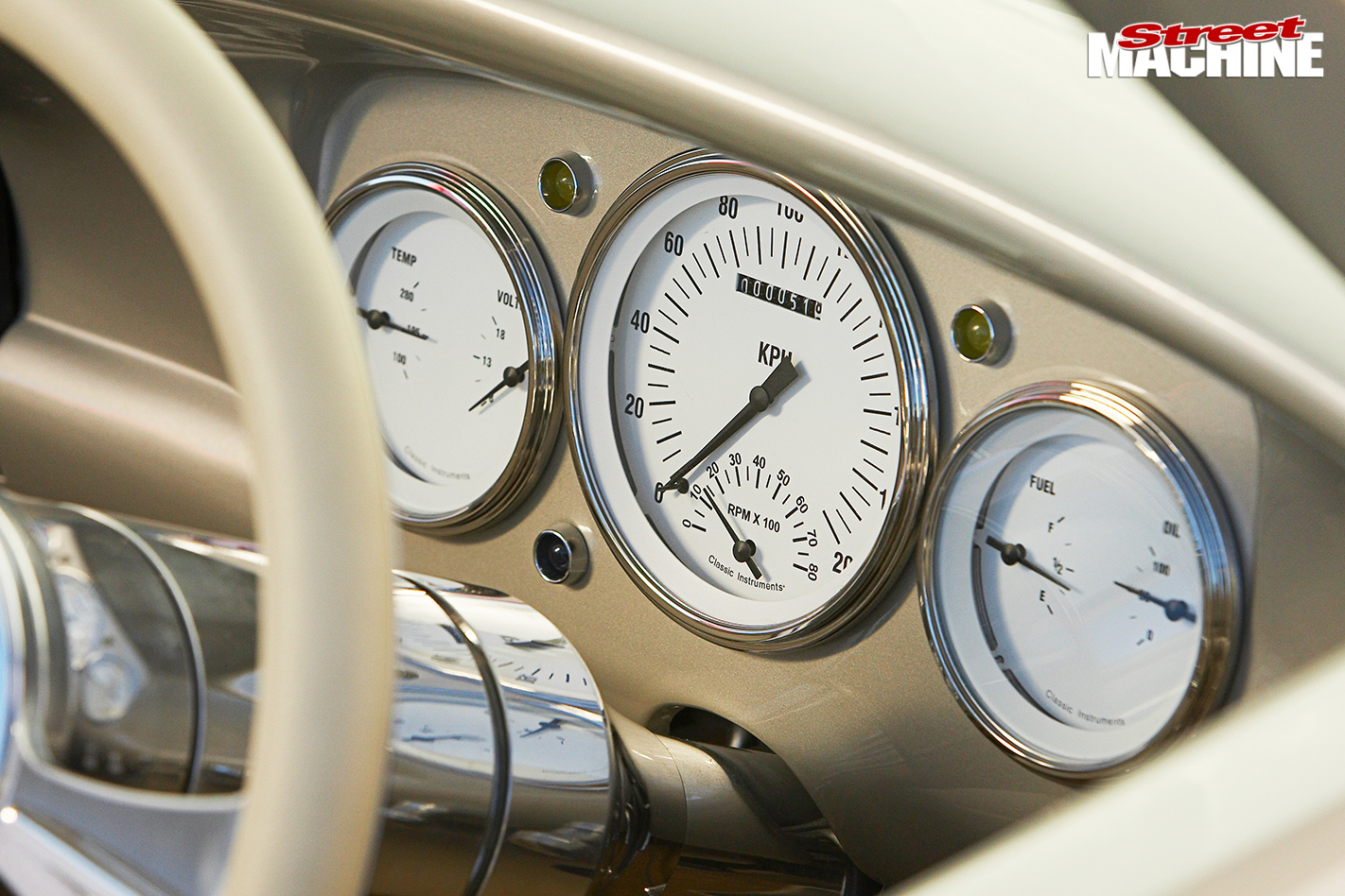 Ford -xm -convertible -gauges