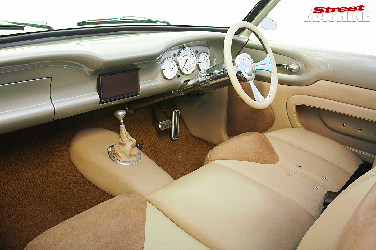 Ford -xm -convertible -interior -front