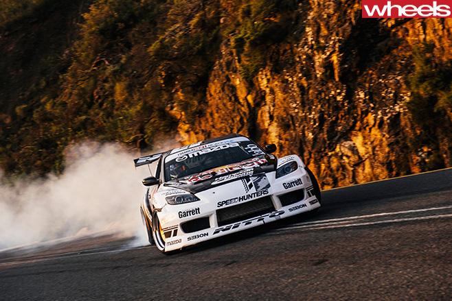 Mazda -RX-8-drifting