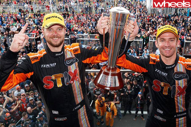 Race -winners -Bathurst -1000