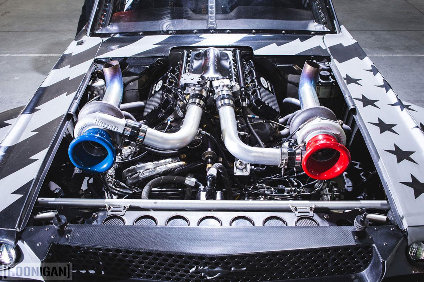 Ken -Block -Hoonicorn -V2-engine