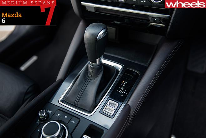 2016-Mazda -6-sedan -automatic -transmission