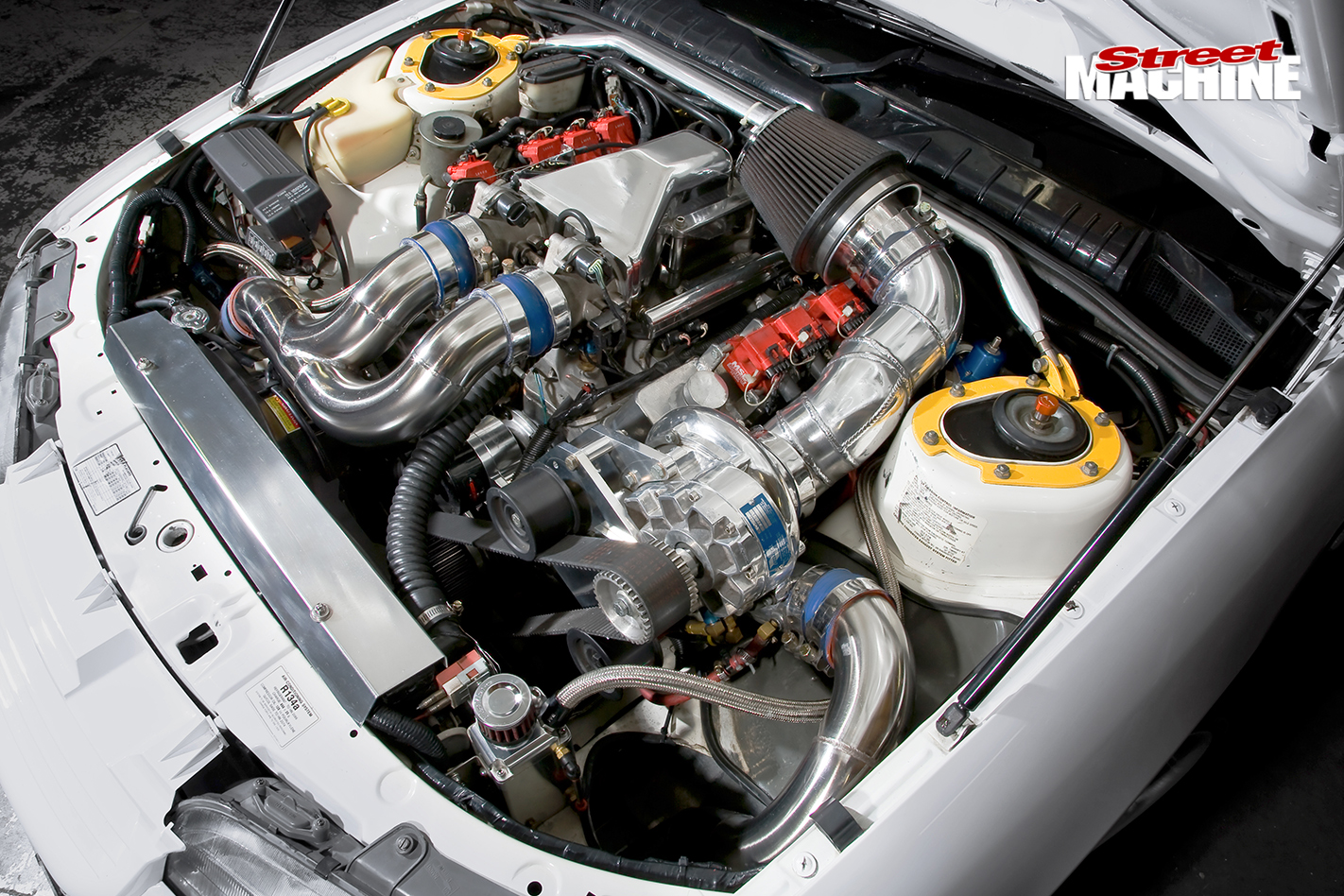 Holden -vr -commodore -ute -engine