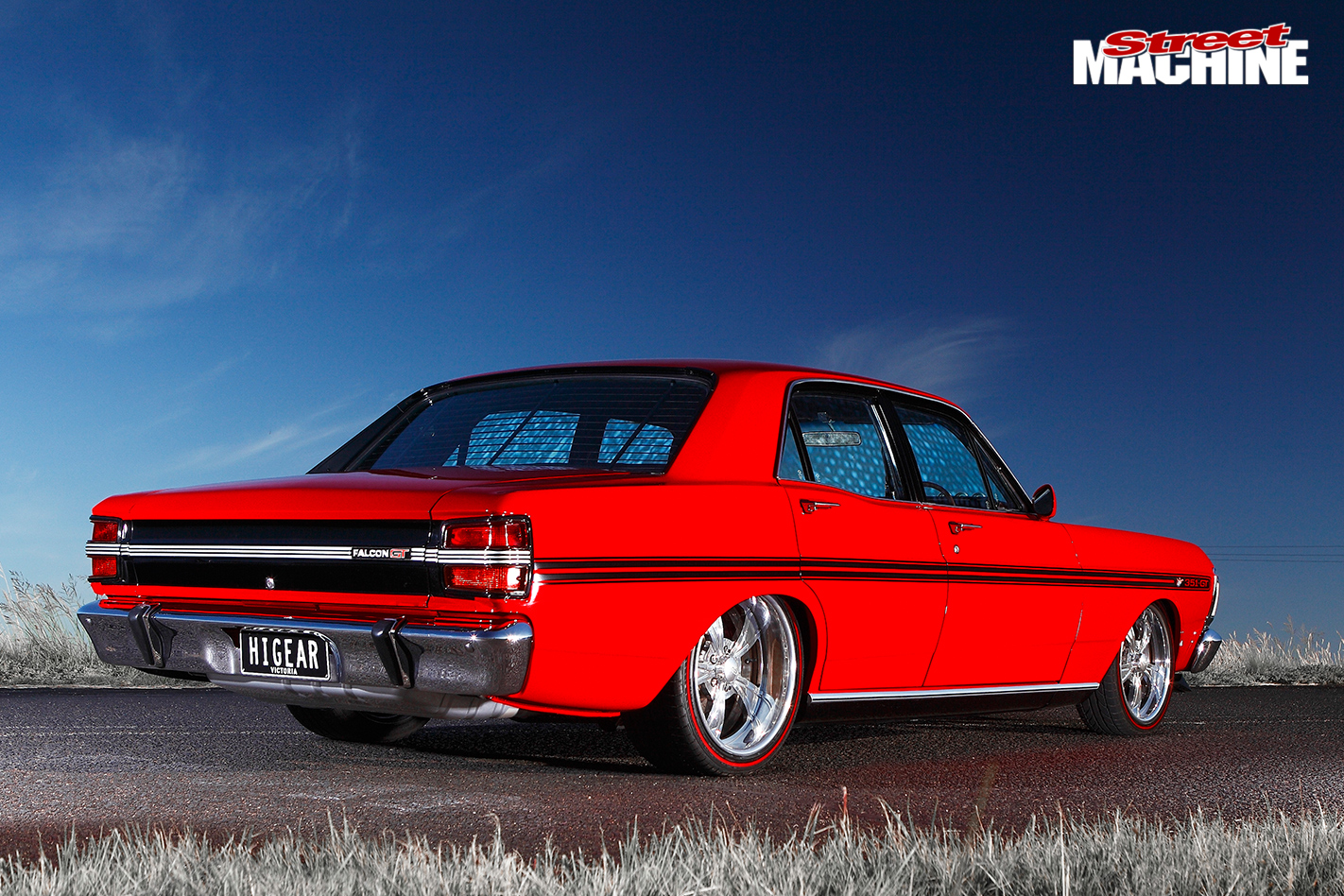 Ford -falcon -xy -rear