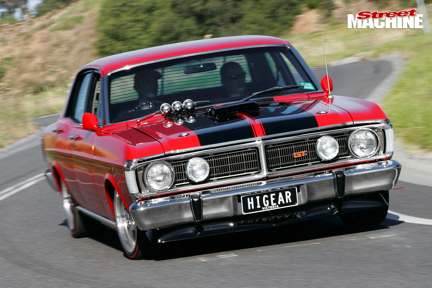 Ford -falcon -xy -onroad