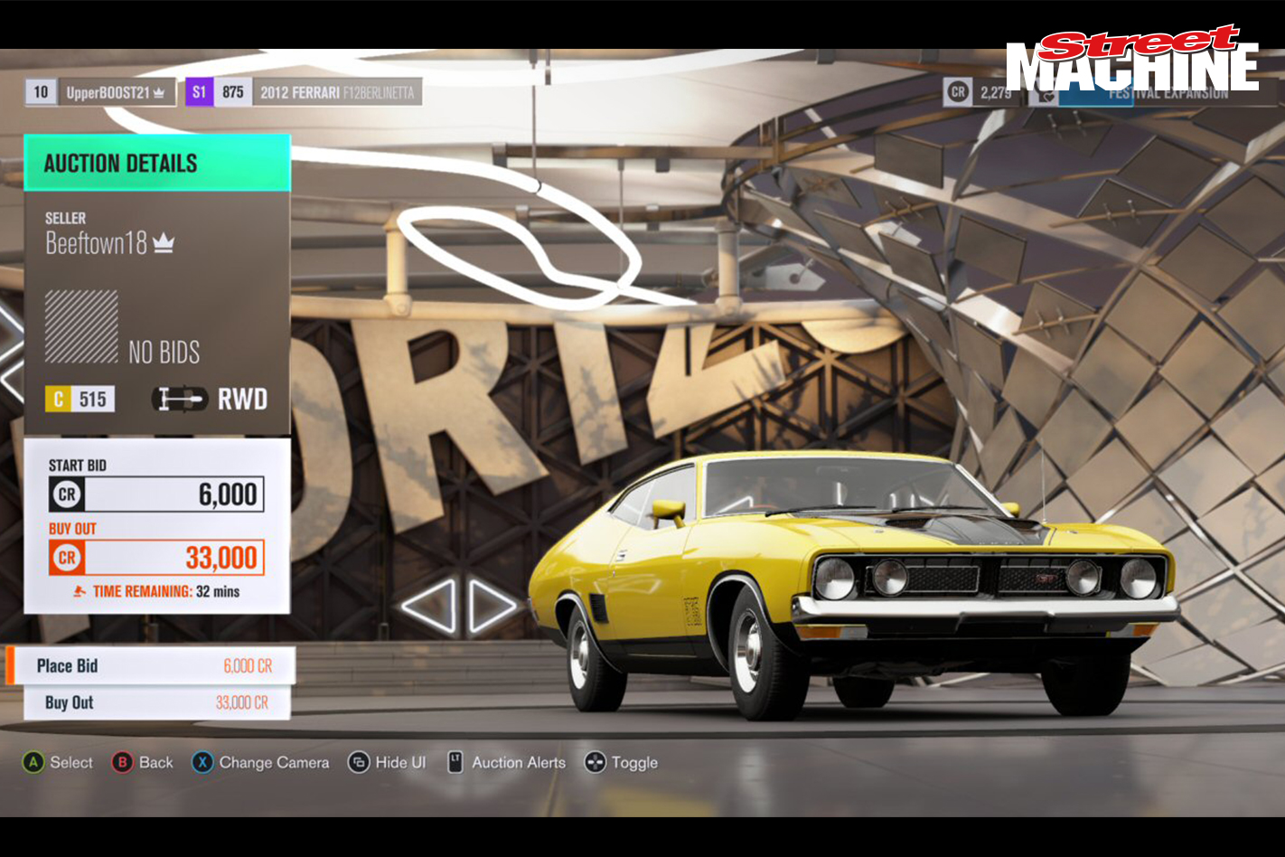Forza Horizon Australian Muscle Car Legends Street Machine