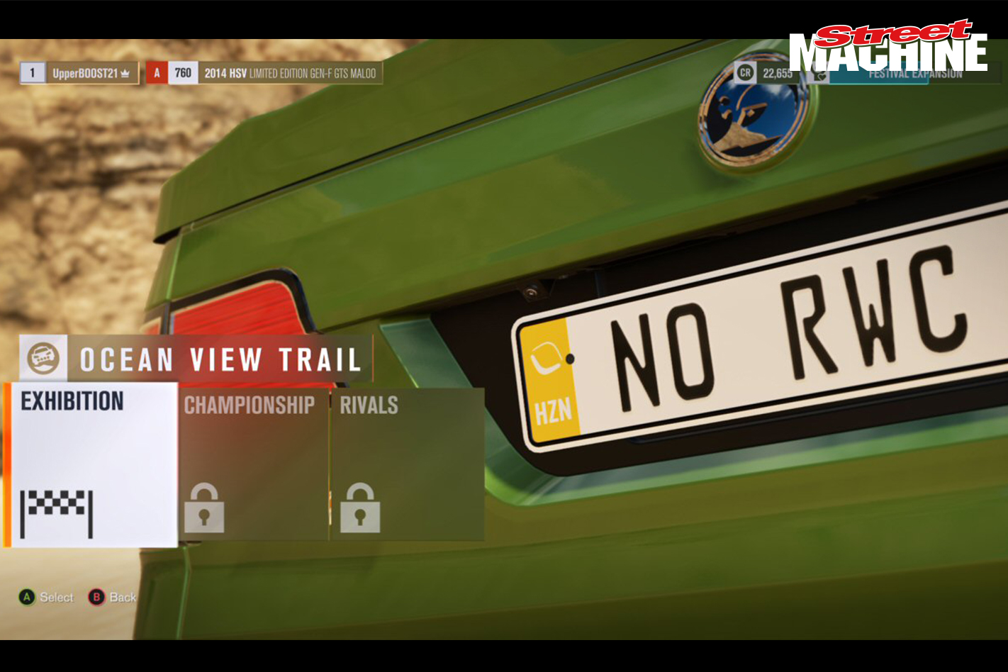 Forza Horizon 3 Gameplay 3
