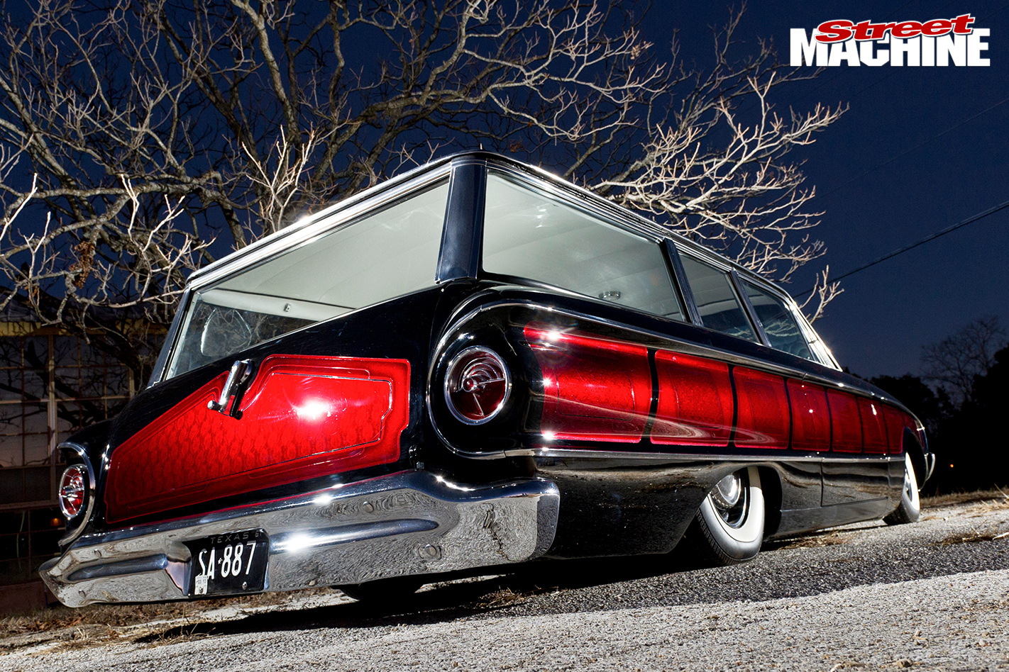 1961-Ford -Falcon -Wagon -rear