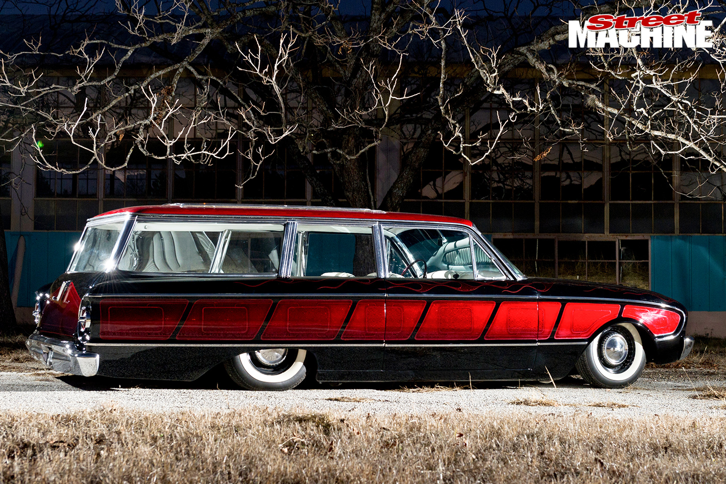 1961-Ford -Falcon -Wagon -side