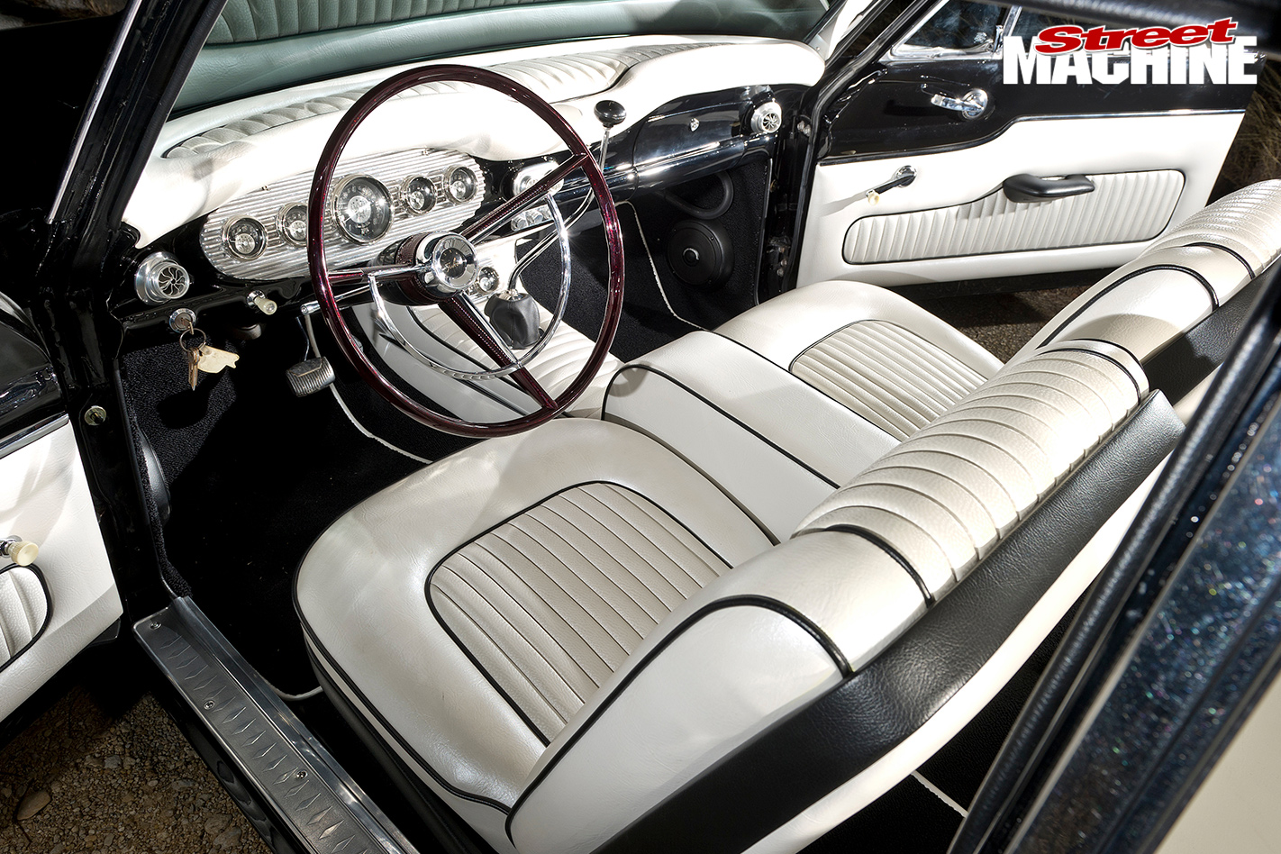 1961-Ford -Falcon -Wagon -interior