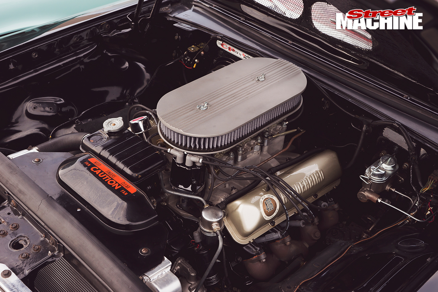 Dodge -Polara -330-engine