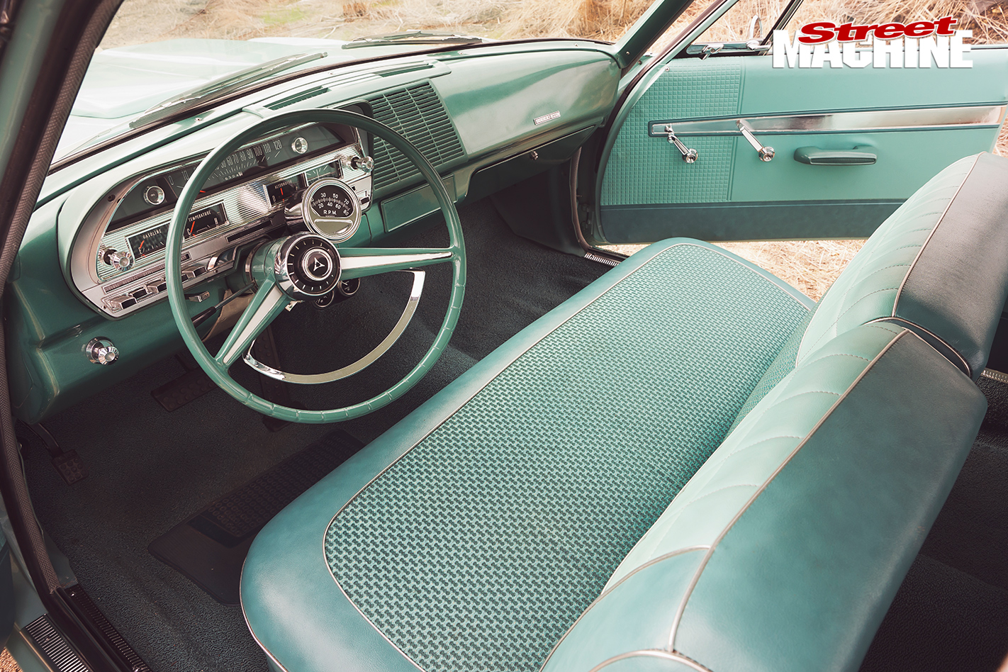 Dodge -Polara -330-interior