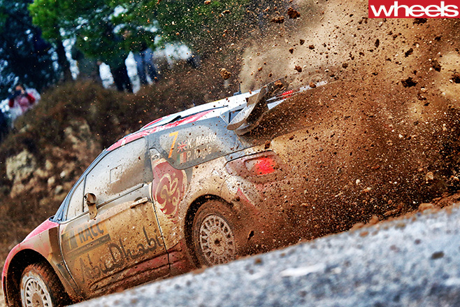 WRC--rally -car -drive