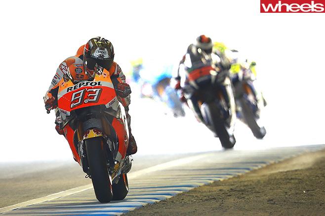 Marc -Marquez -leads -field -Moto Gp
