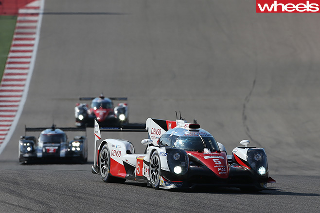 Toyota -racing -WEC-at -Mt -Fuji