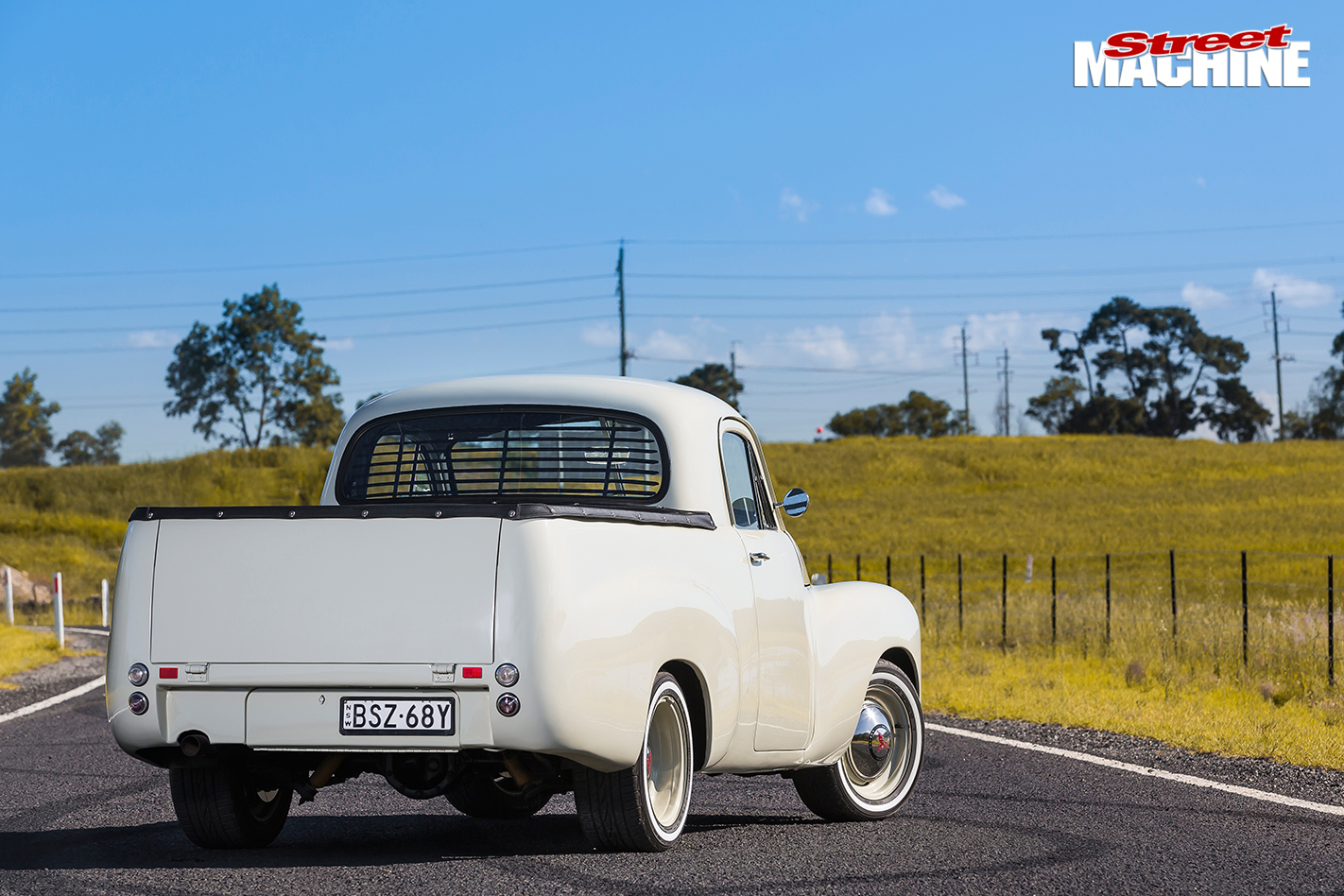 Blown -holden -fx -ute -rear