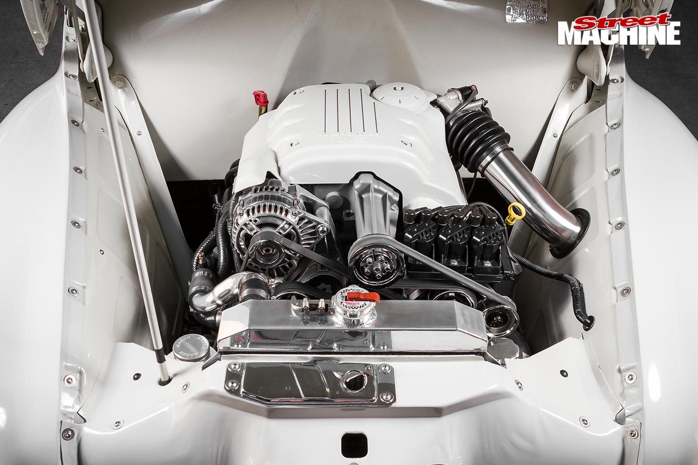 Blown -holden -fx -ute -engine
