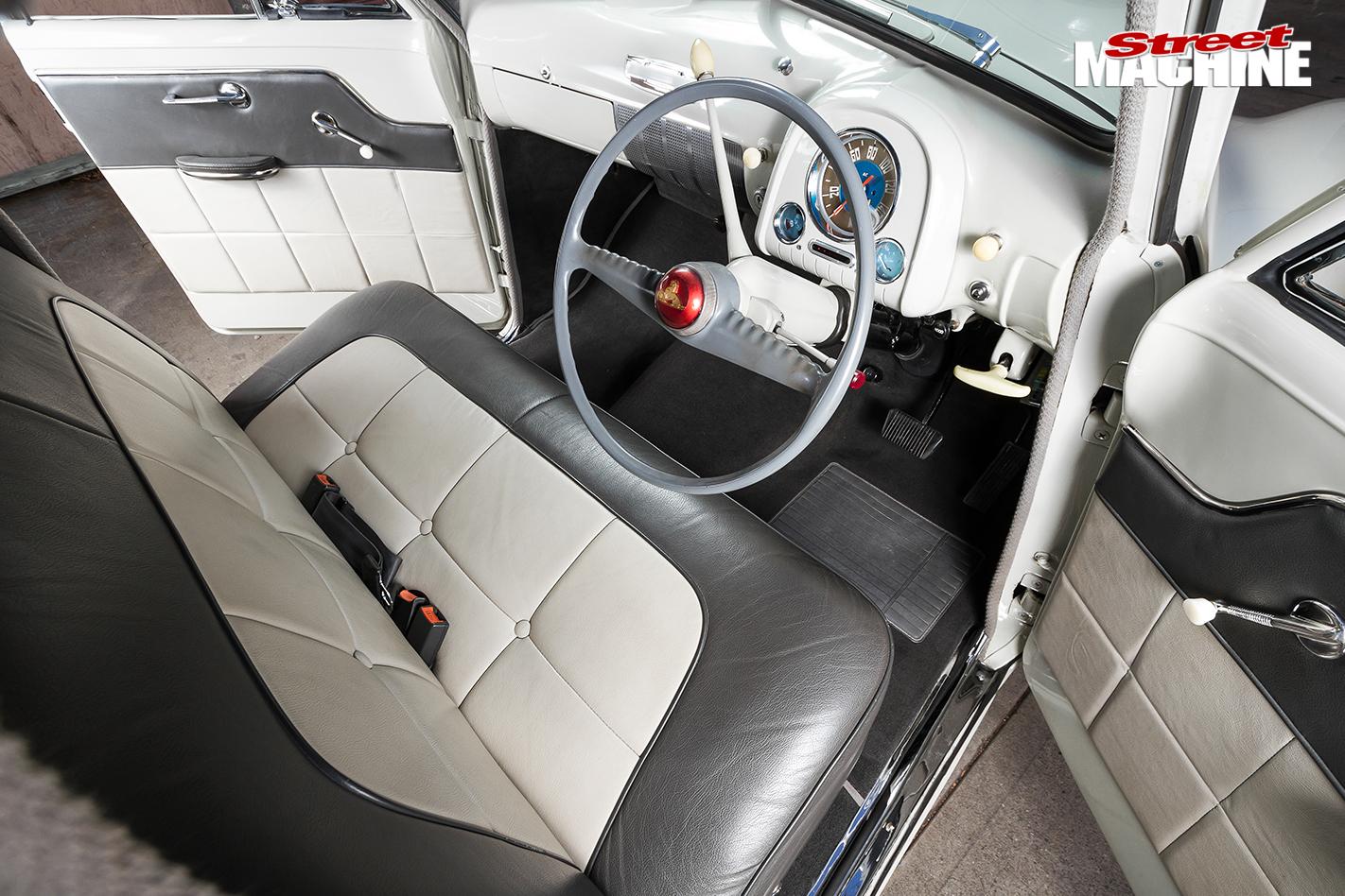 Blown -holden -fx -ute -interior