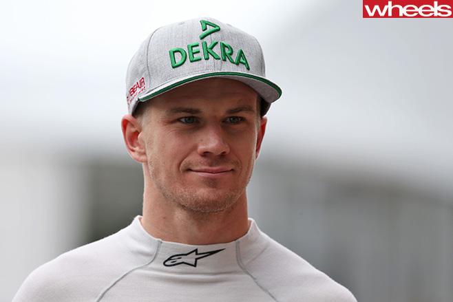 Racecar -driver