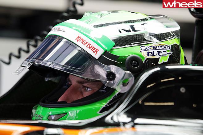 Racecar -driver -helmet