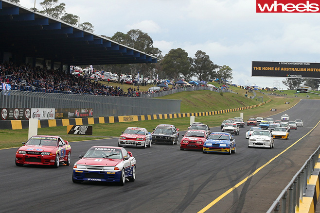 Muscle -cars -racing -masters
