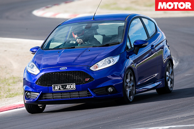 Ford fiesta ST main