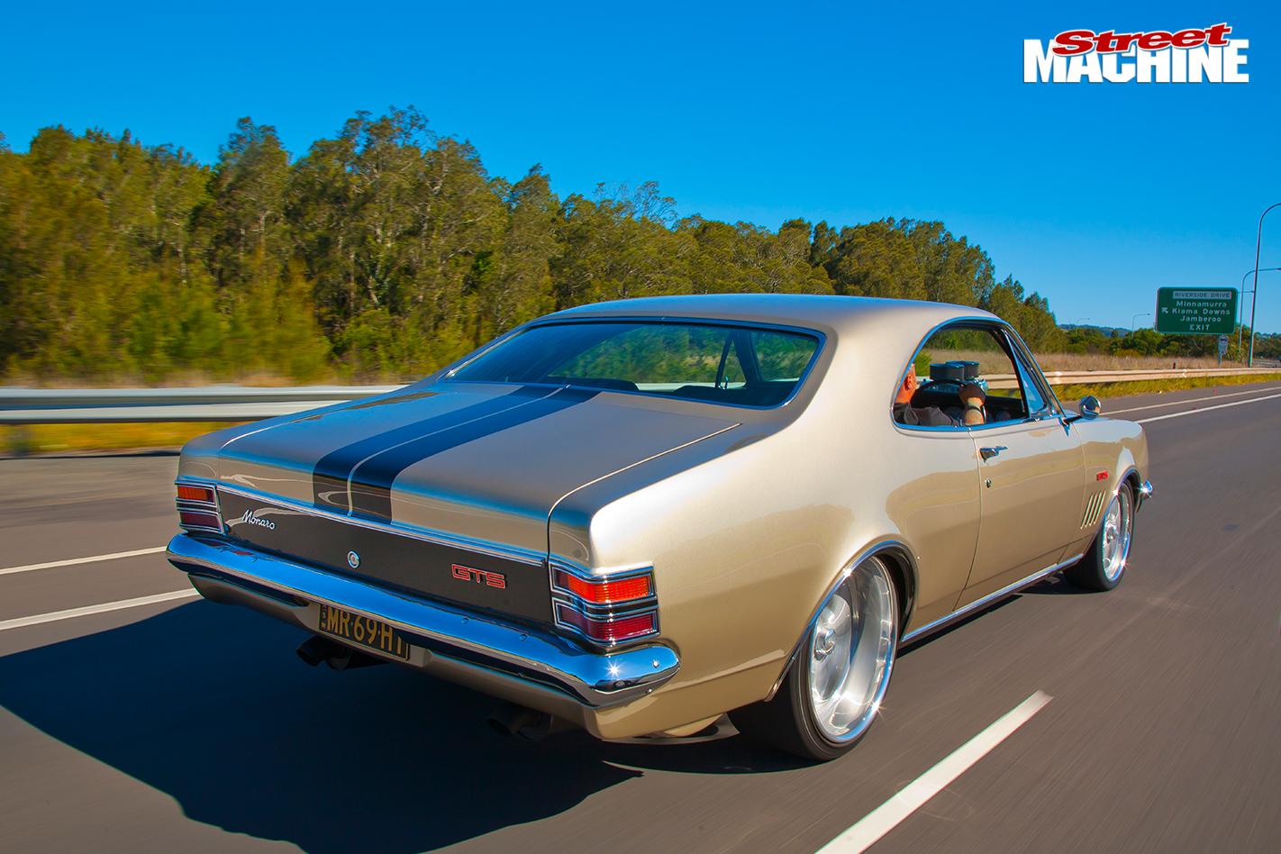 BLOWN-HOLDEN-HT-GTS-MONARO-rear -profile