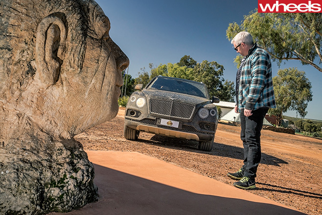 Stephen -Corby -with -Bentley -Bentayga -Hutt -River